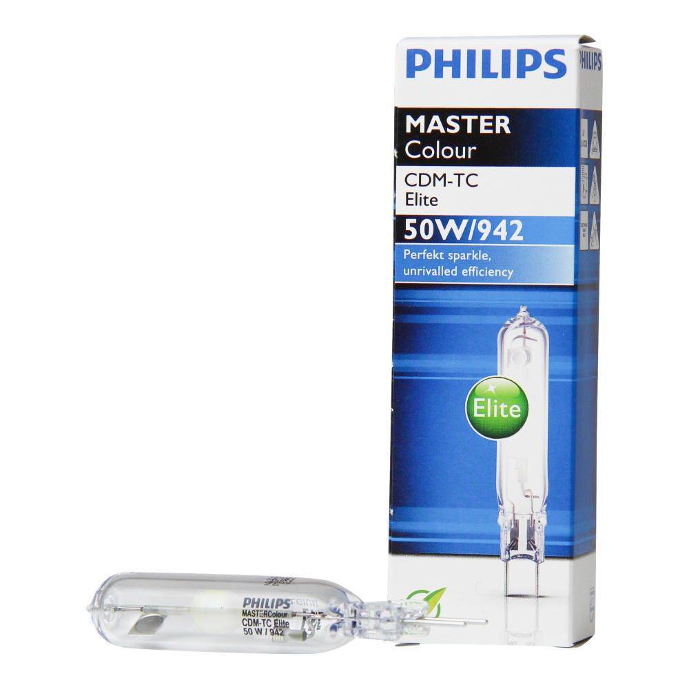 Philips MASTERColour CDM-TC Elite 50W 942 G8.5 |