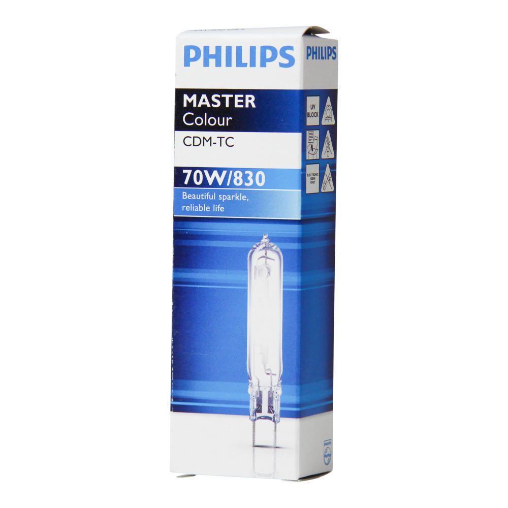 Philips MASTERColour CDM-TC Evolution 70W 930 G8.5 | Warm White - Best Colour Rendering