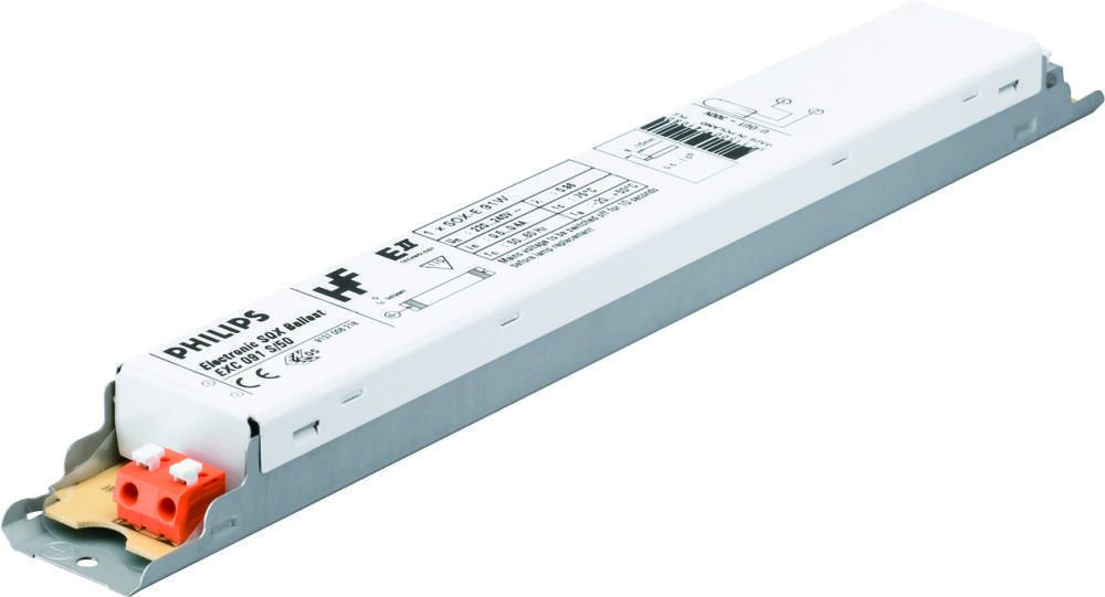 Philips EXC 66 SOX-E 220-240V 50/60Hz for 66W
