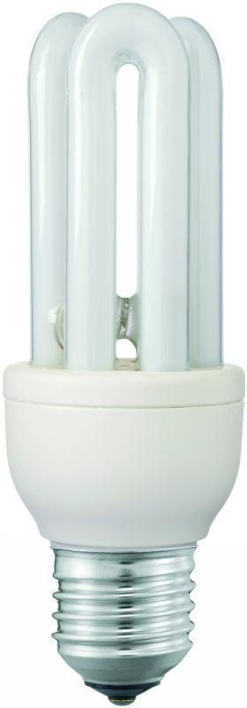 Philips Genie ESaver 14W 827 E27 | ekstra varm hvid