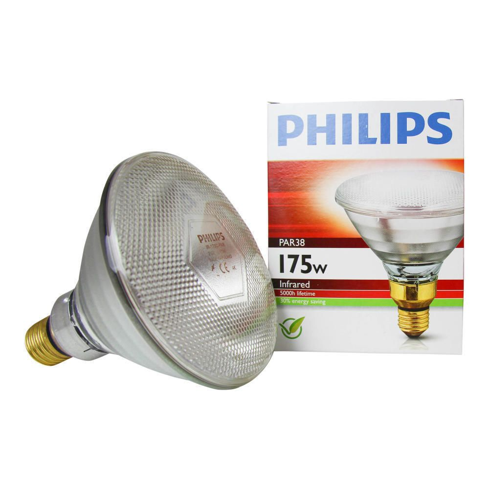 Philips PAR38 IR 175W E27 230V Clear