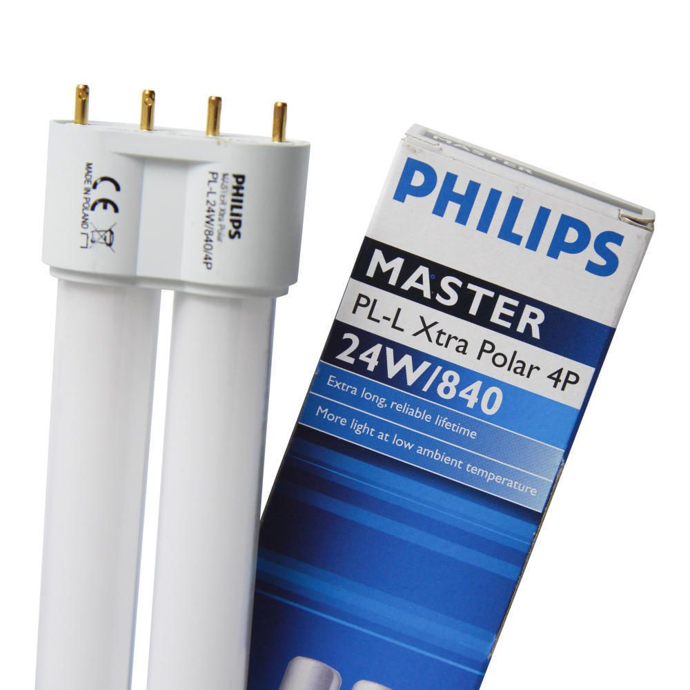 Philips MASTER PL-L Xtra Polar 24W 840 4P