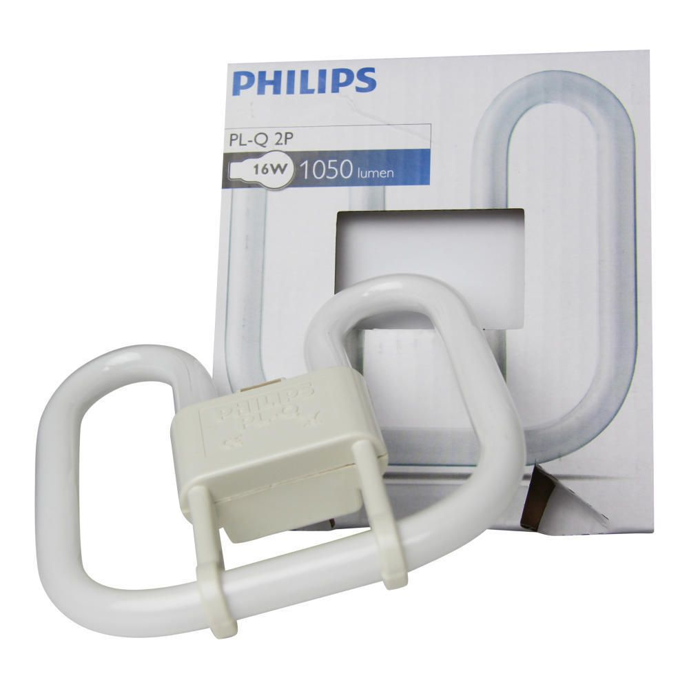 Philips PL-Q 16W 827 2P (MASTER) | Extra Warm White - 2-Pin