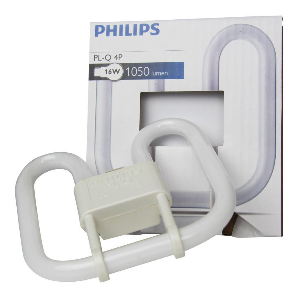 Philips PL-Q 16W 830 4P MASTER | 4-Pin