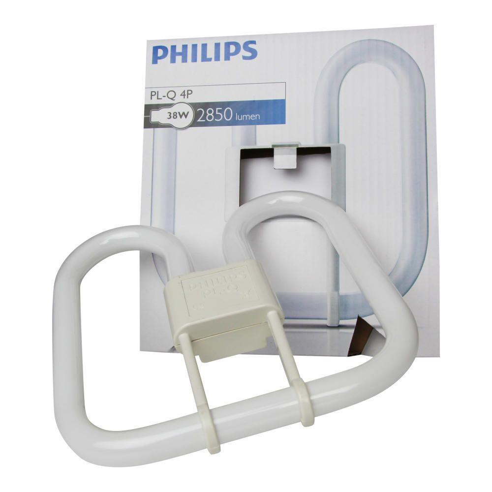 Philips PL-Q 38W 840 4P (MASTER) | 2850 Lumen - 4-Pins