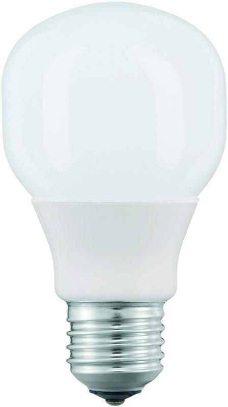 Philips Softone ESaver 8W WW E27 230-240V T60