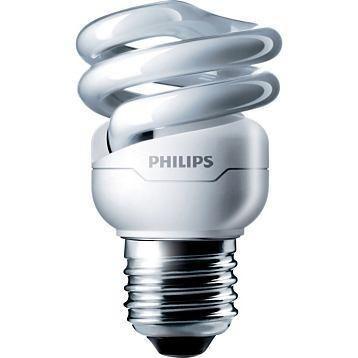 Philips Tornado spiral 8W CDL E27 220-240V