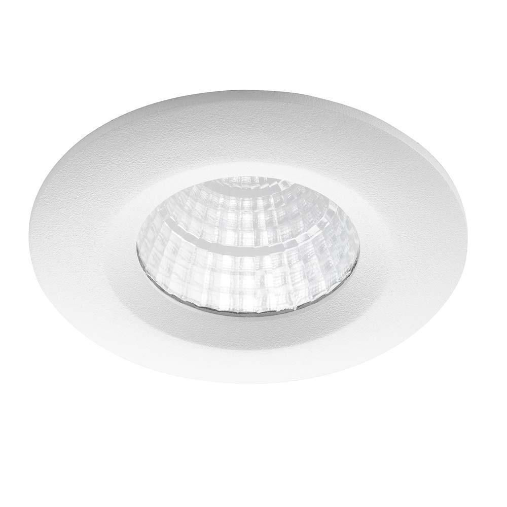 Noxion LED Spot Forseti IP44 2700K White 6W | Best Colour Rendering - Dimmable
