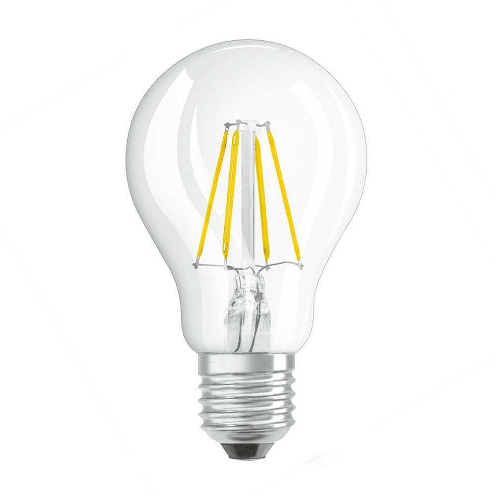 Osram Parathom Retrofit Classic E27 A 7W 827 mit Glühfaden | Ersetzt 60W
