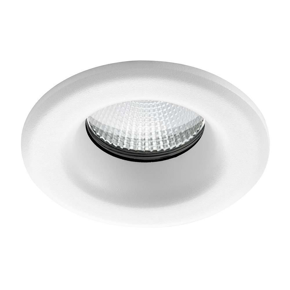Noxion LED Strahler H2O IP65 2700K Weiß 6W | Beste Farbwiedergabe - Dimmbar
