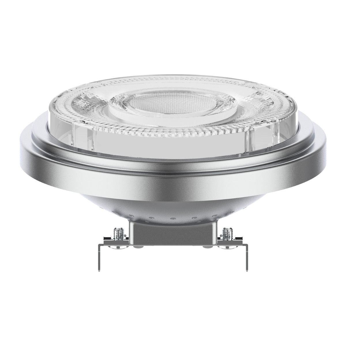 Noxion Lucent LED Spot AR111 G53 12V 7.3W 930 24D | Dimmable - Highest Colour Rendering - Replacer for 50W