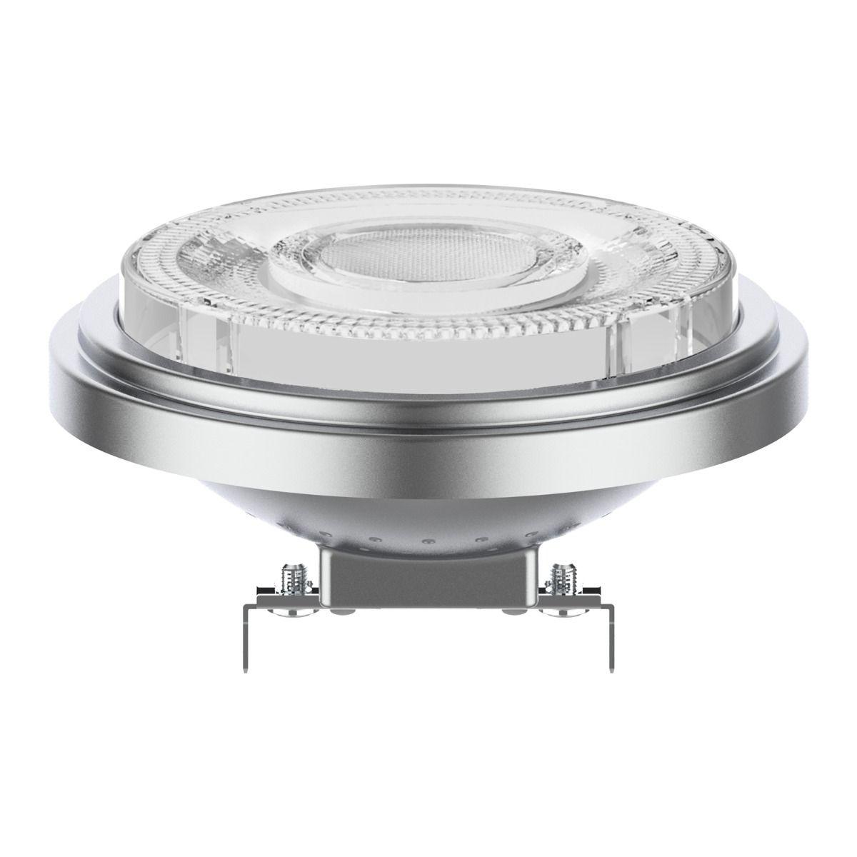 Noxion Lucent LED Spot AR111 G53 12V 7.3W 927 24D | Dimbaar - Hoogste Kleurweergave - Vervanger voor 50W