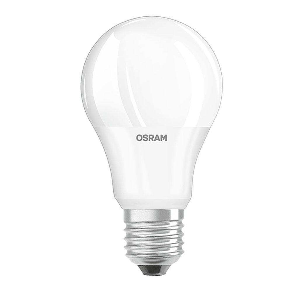 Osram LED Star Classic E27 A 8.5W 827 matt | ekstra varm hvid - erstatter 60W