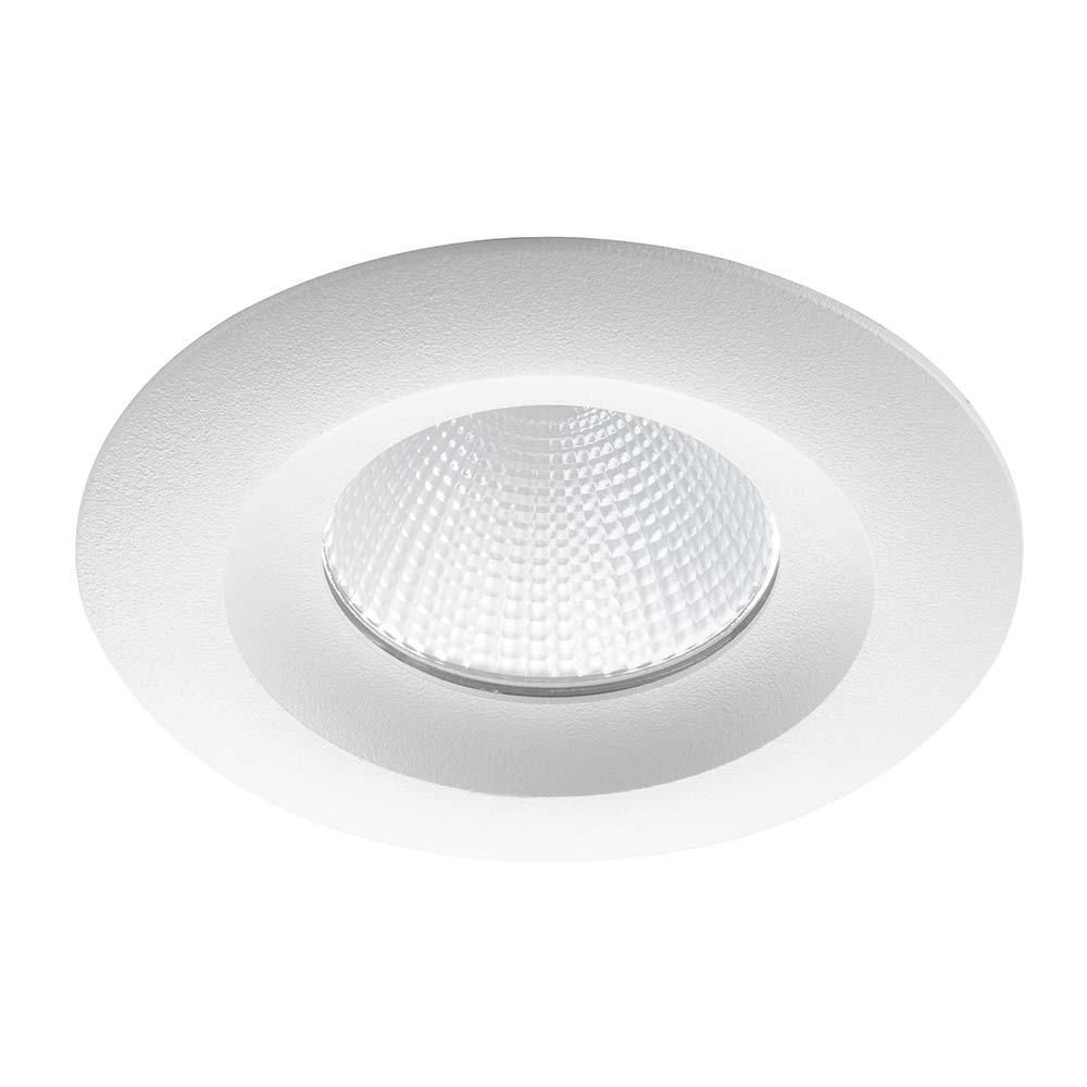 Noxion LED Spot Gimba IP44 2700K White 6W | Dimmable
