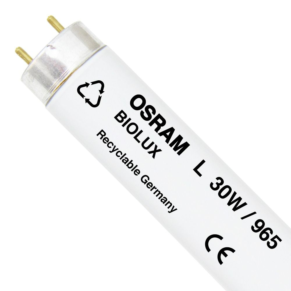 Osram Tube fluorescent Biolux T8 30W 965 | Dimmable