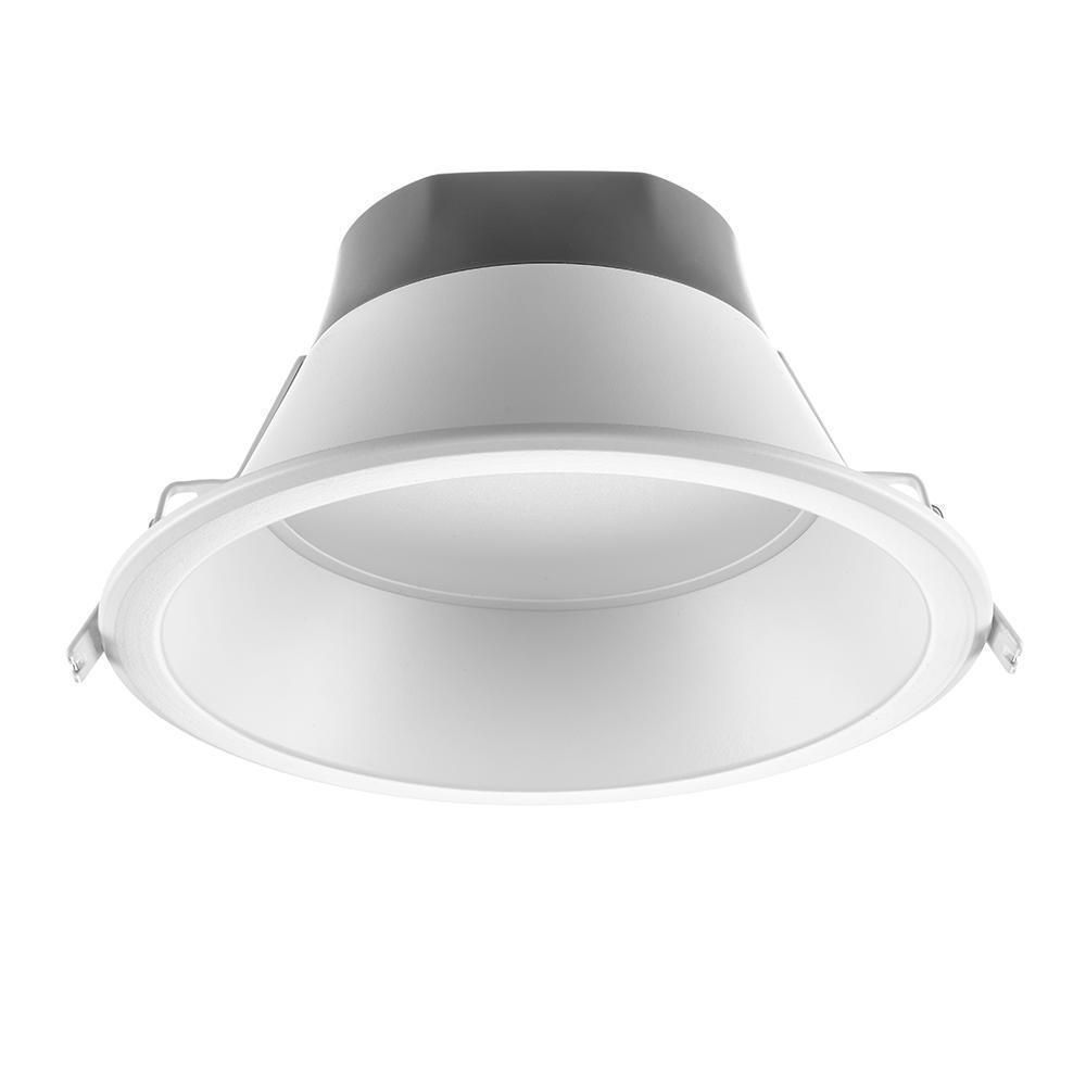 Noxion LED downlight Vero 4000K 2000lm Ø200mm