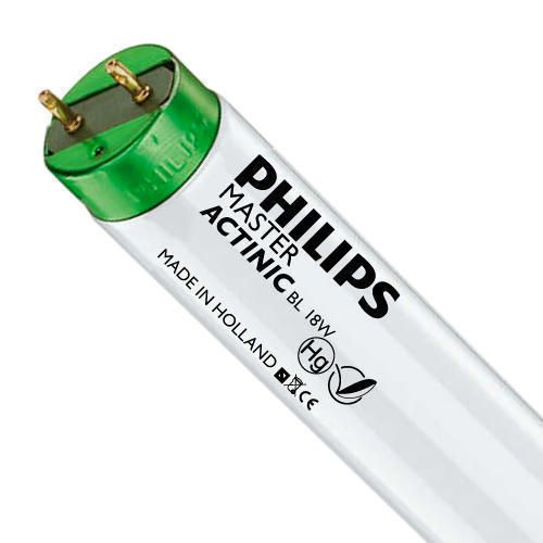 Philips TL-D 18W 10 Actinic BL MASTER | 59cm