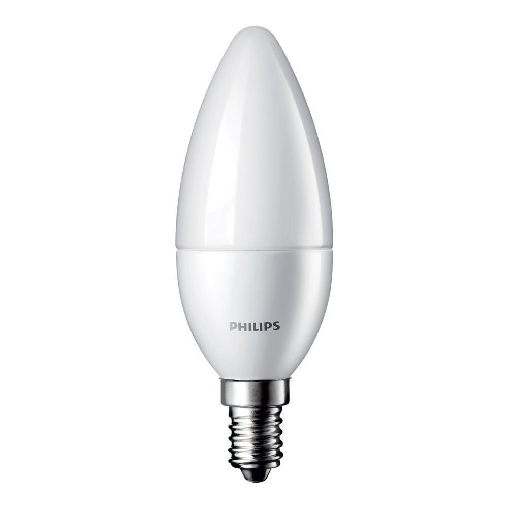 Philips CorePro LEDcandle E14 B35 4W 827 Matt | Replaces 25W