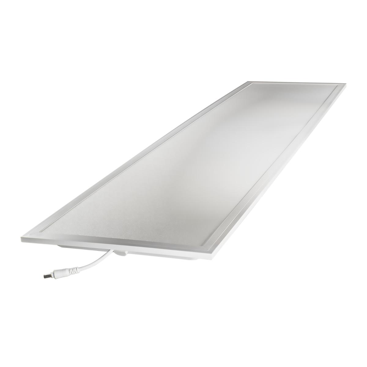 Noxion Panneau LED Delta Pro Highlum V2.0 Xitanium DALI 40W 30x120cm 4000K 5480lm UGR <19 | Dali Dimmable - Blanc Froid - Substitut 2x36W