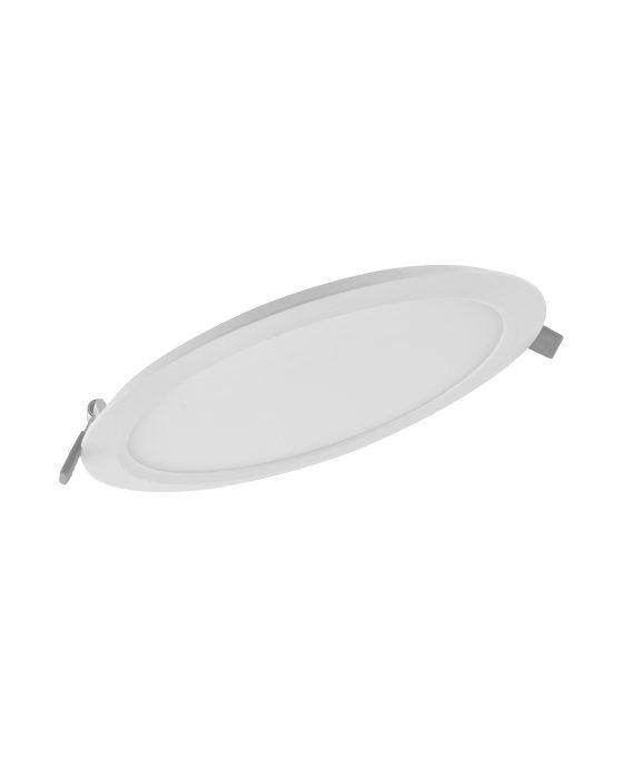 Ledvance LED Deckenstrahler Slim Round DN210 18W 865 IP20 | Tageslichtweiß - Ersetzt 2x18W