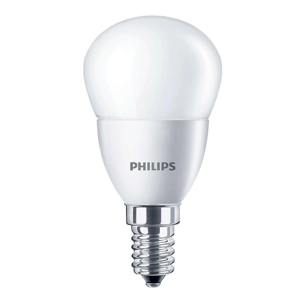 Philips CorePro LEDluster E14 P45 5.5W 827 Matt | Vervangt 40W