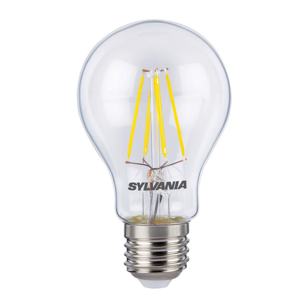 Sylvania ToLEDo Retro E27 A60 Clear 4W | Replaces 40W