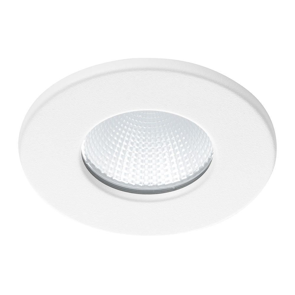 Noxion LED Spot Ember IP65 Fireproof 2700K White 6W | Dimmable