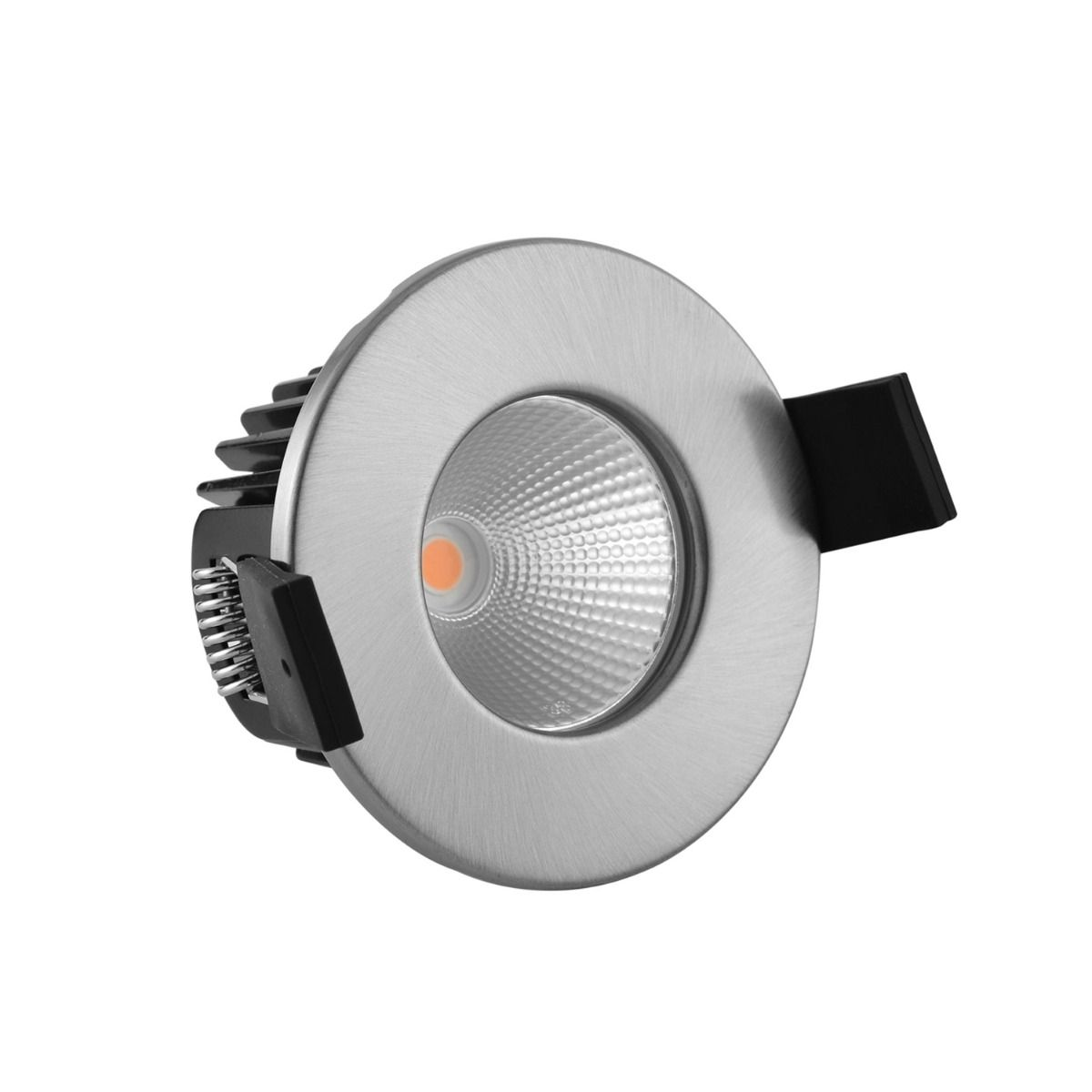 Noxion LED Strahler Ember IP65 2700K Aluminium 6W | Beste Farbwiedergabe - Dimmbar