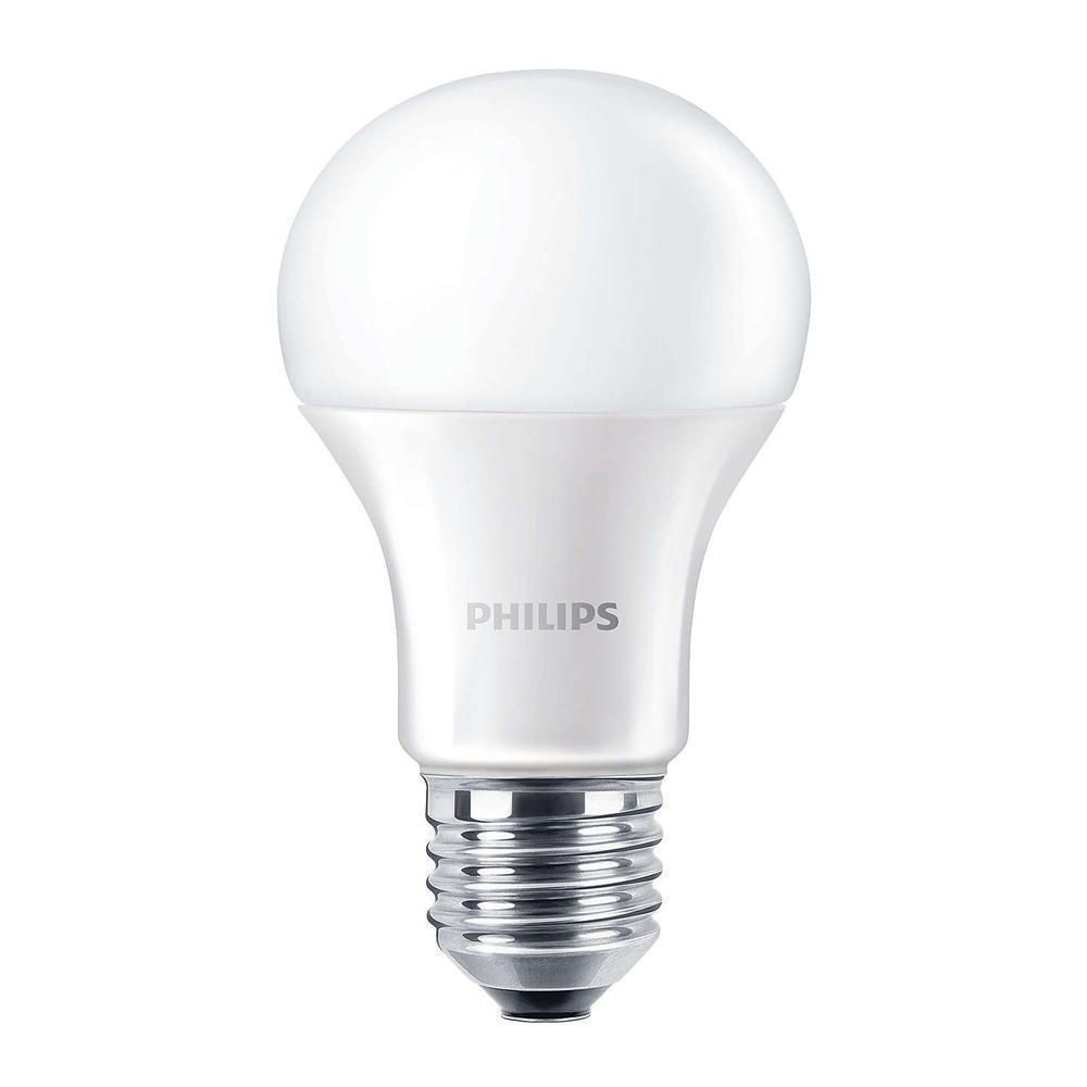 Philips CorePro LEDbulb E27 A60 5.5W 827 Matt | Replaces 40W