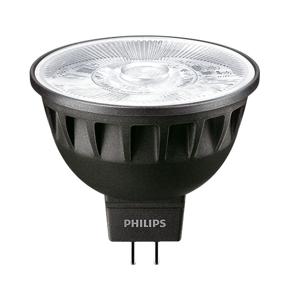 Philips LEDspot ExpertColor GU5.3 MR16 6.5W 927 60D MASTER | Dimmable - Replaces 35W
