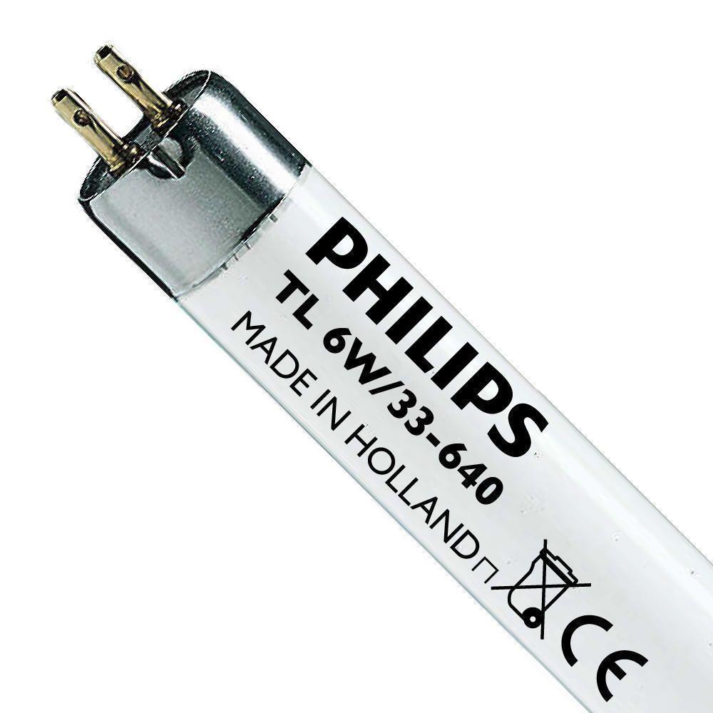 Philips TL Mini 6W 33-640 | 21cm - kold hvid