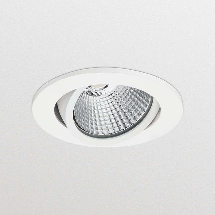 Philips LED Spot ClearAccent RS061B 6W 4000K 36D Cut out 68mm