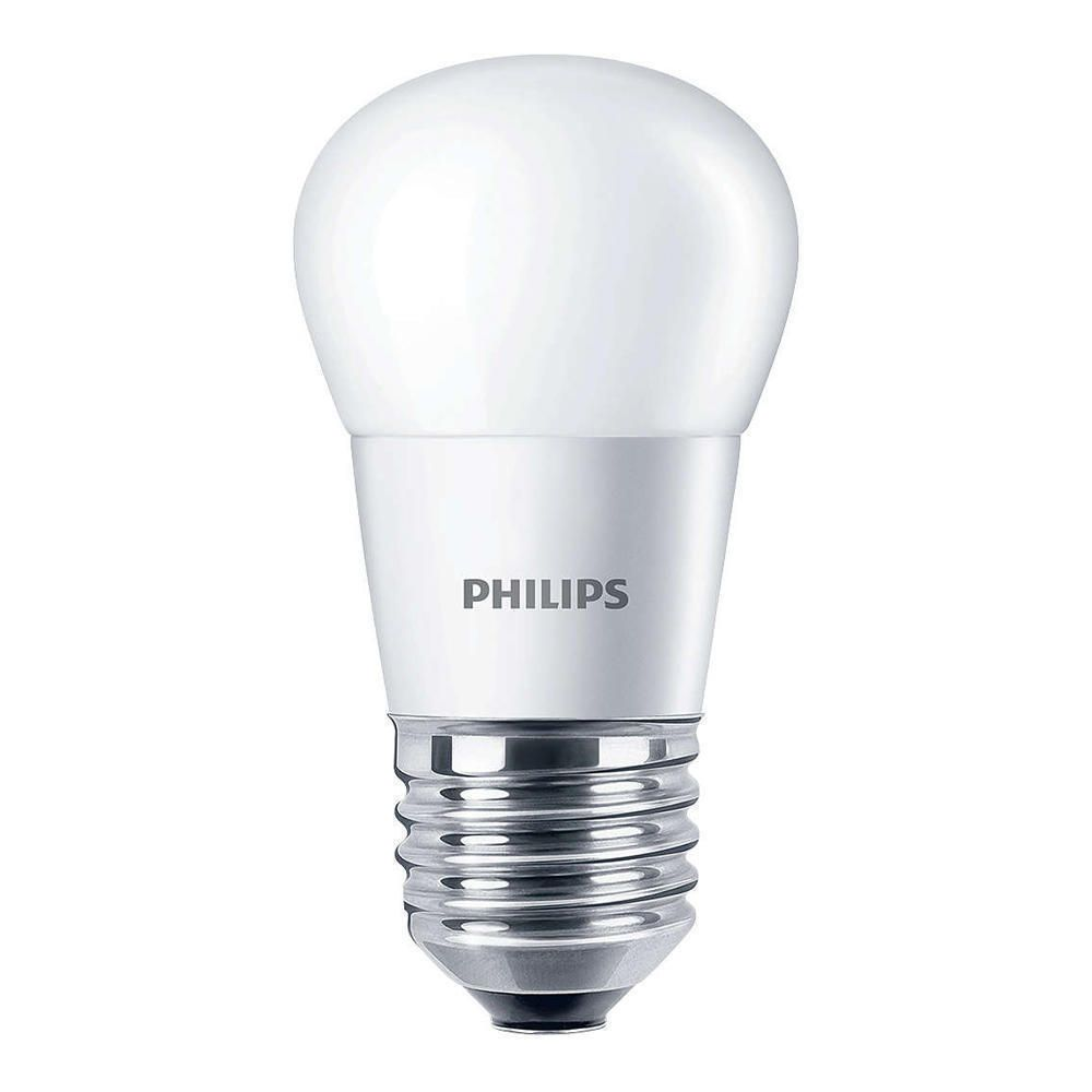 Philips CorePro LEDluster E27 P45 5.5W 827 Matt | Replaces 40W