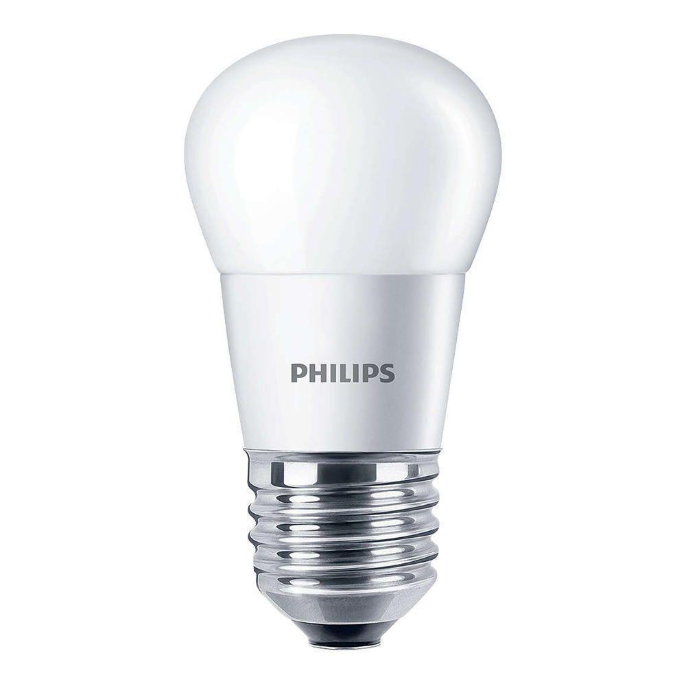 Philips CorePro LEDluster E27 P45 5.5W 827 Matt | Ersatz für 40W
