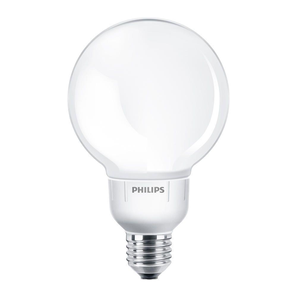 Philips Softone Globe 12W 827 E27 G93 | Luz muy Cálida