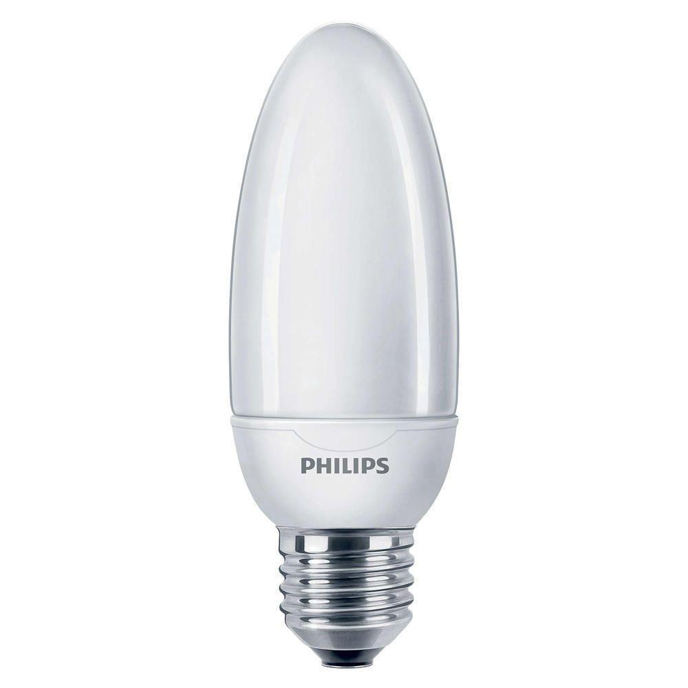 Philips Softone Candle 12W 827 E27 | 610 Lumen
