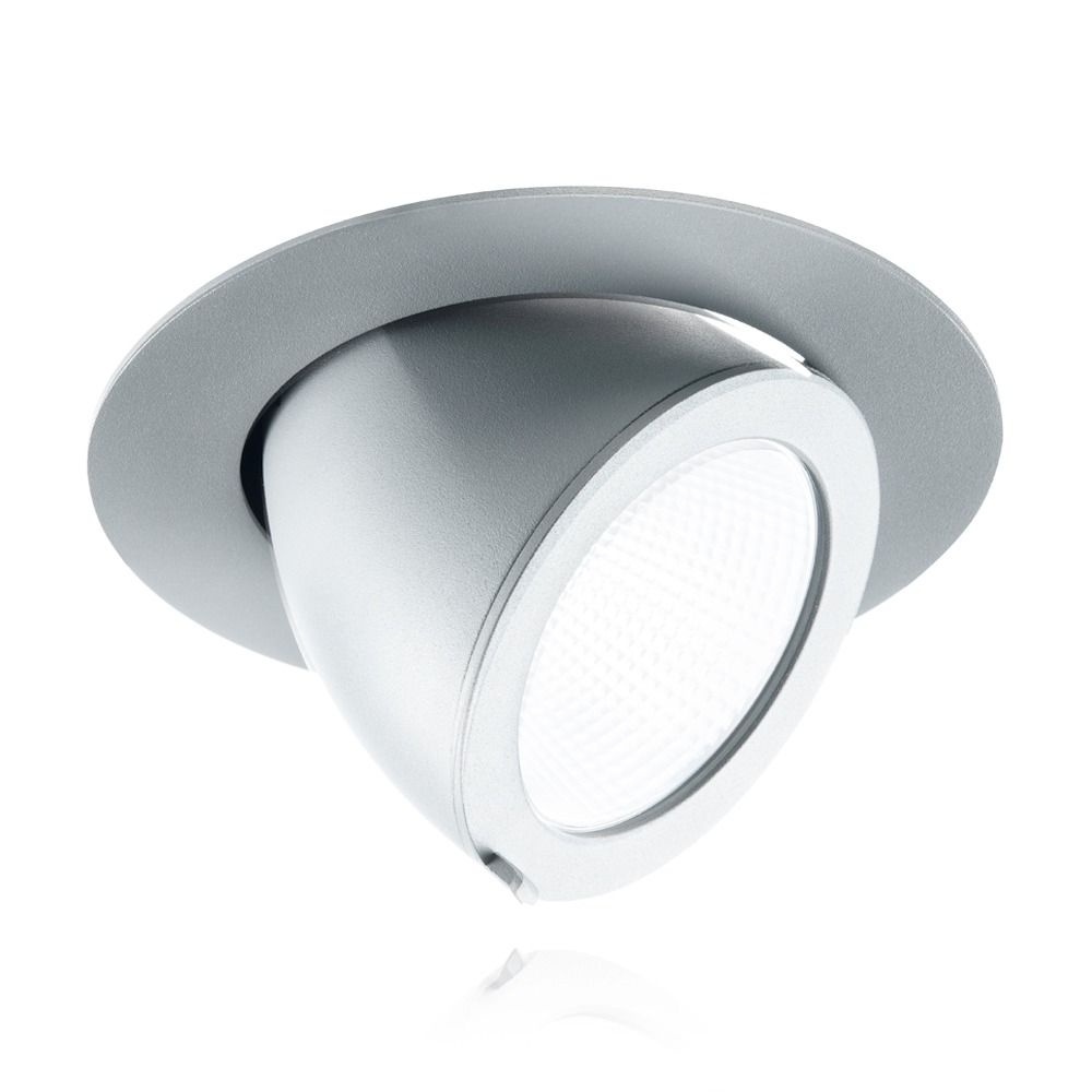 Noxion LED Downlight Forza 3000K 3000lm 36D Grey | Best Colour Rendering - Replaces 70W CDM