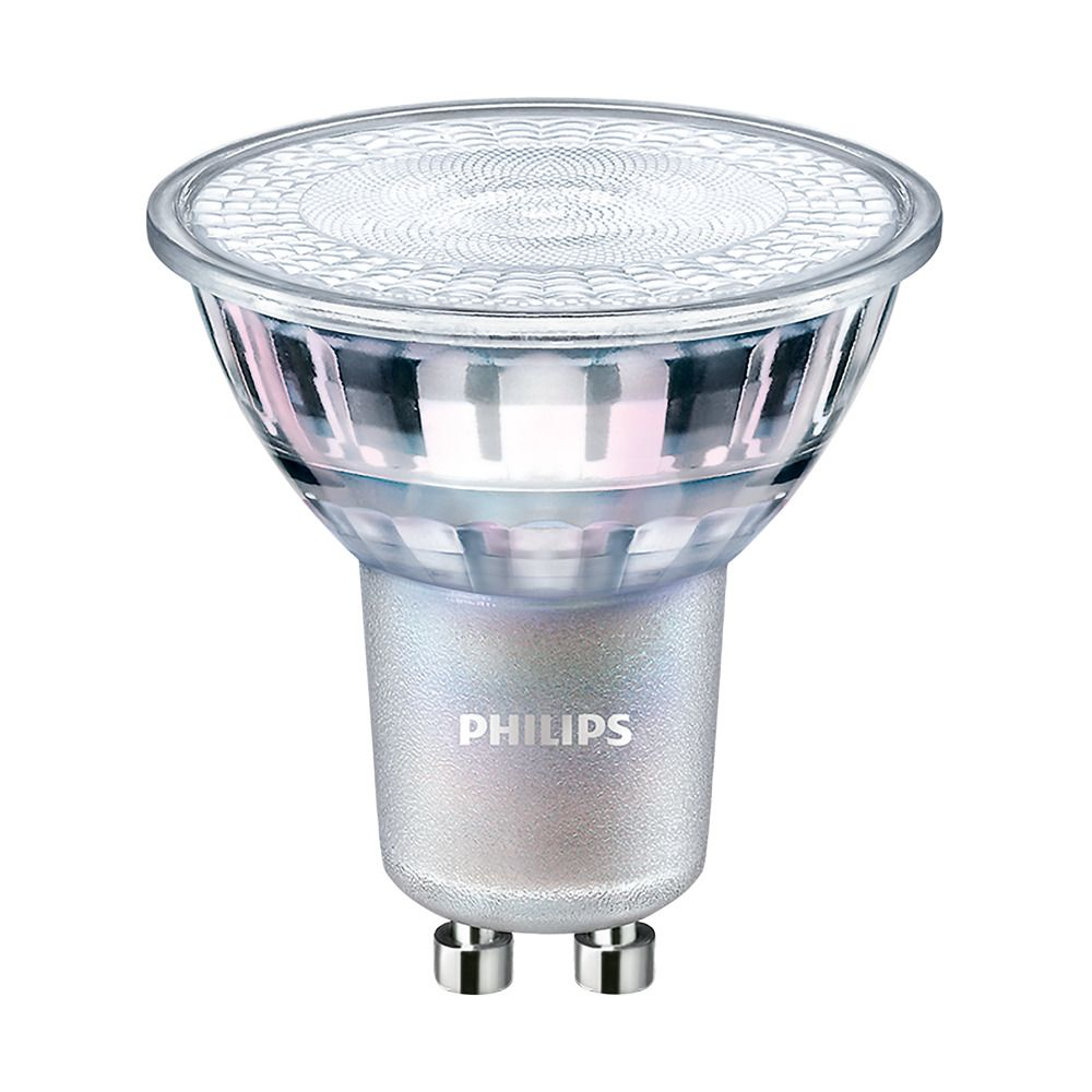 Philips LEDspot MV Value GU10 3.7W 927 36D MASTER | DimTone Dimbaar - Vervangt 35W