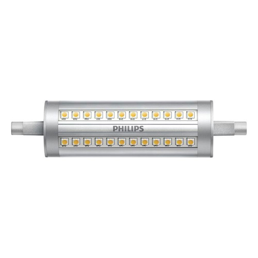Philips CorePro LEDlinear R7s 14W 830 118mm | Dimbaar - Vervangt 120W