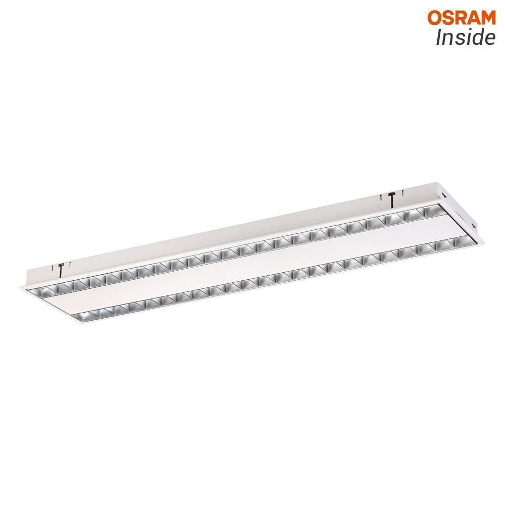 Noxion Panel LED Louvre 30x120cm 4000K UGR<15 | Substitut 2x36W