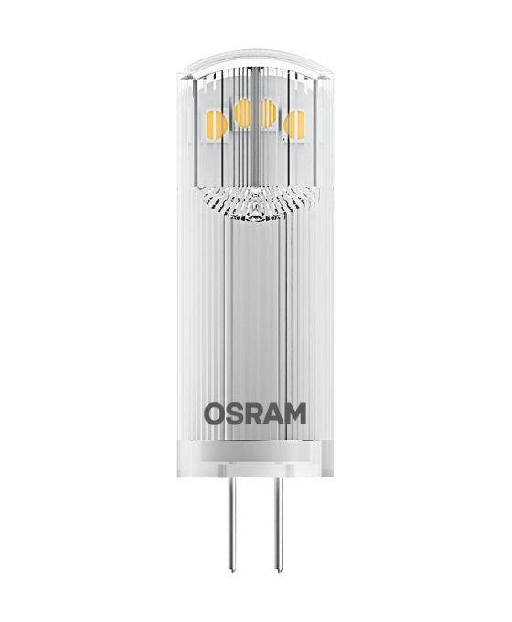 Osram Parathom Star Pin G4 1.8W 827 Klar | Extra Warmweiß - Ersetzt 20W