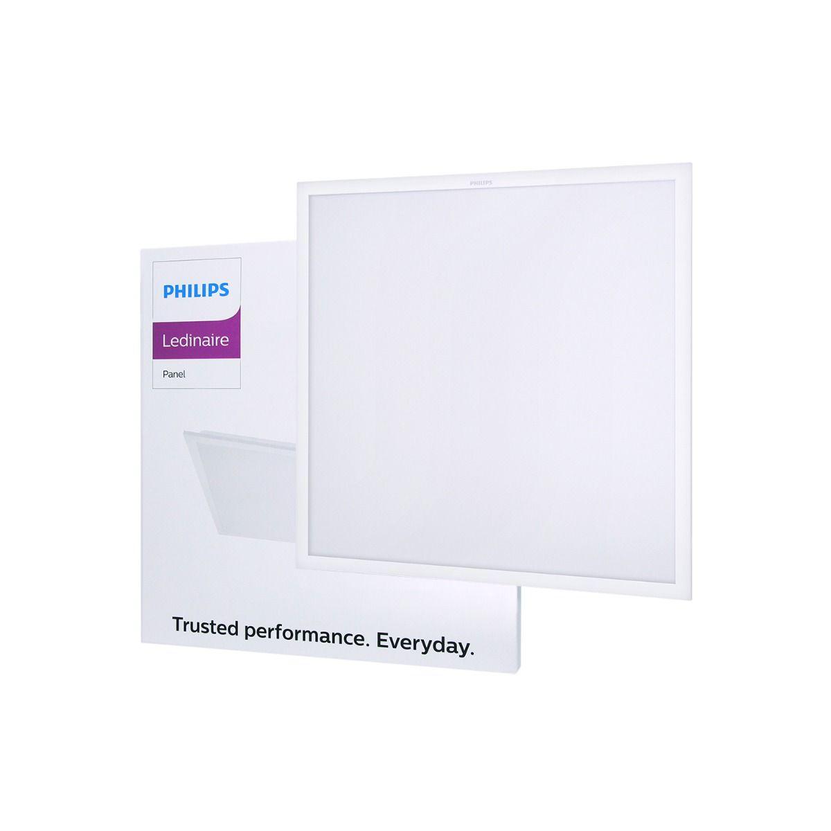 Philips Panel LED RC065B LED34S PSU W60L60 840 | Cool white