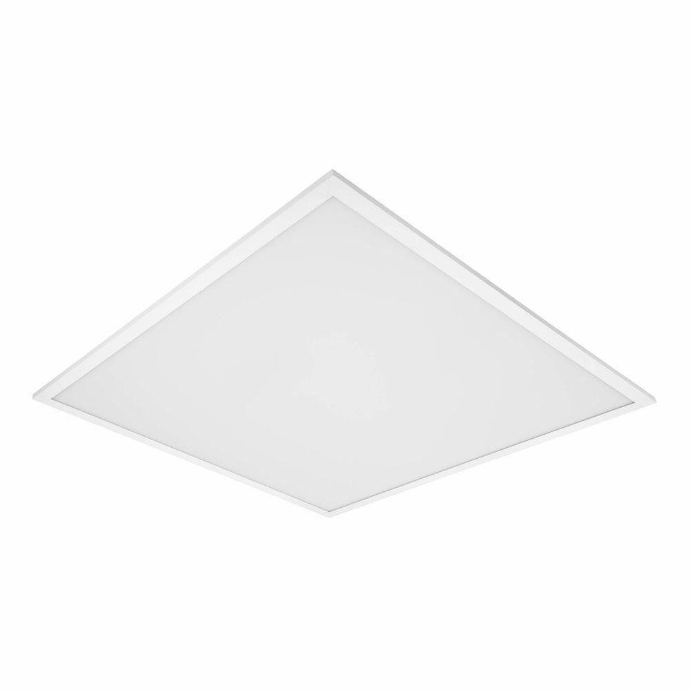 Ledvance LED panel 60x60cm 3000K 36W | DALI dimbar - varm hvit - erstatter 4x18W