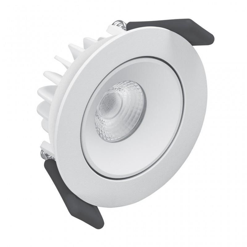 Ledvance Foco LED IP20 Adjustable 8W 830| Luz Cálida