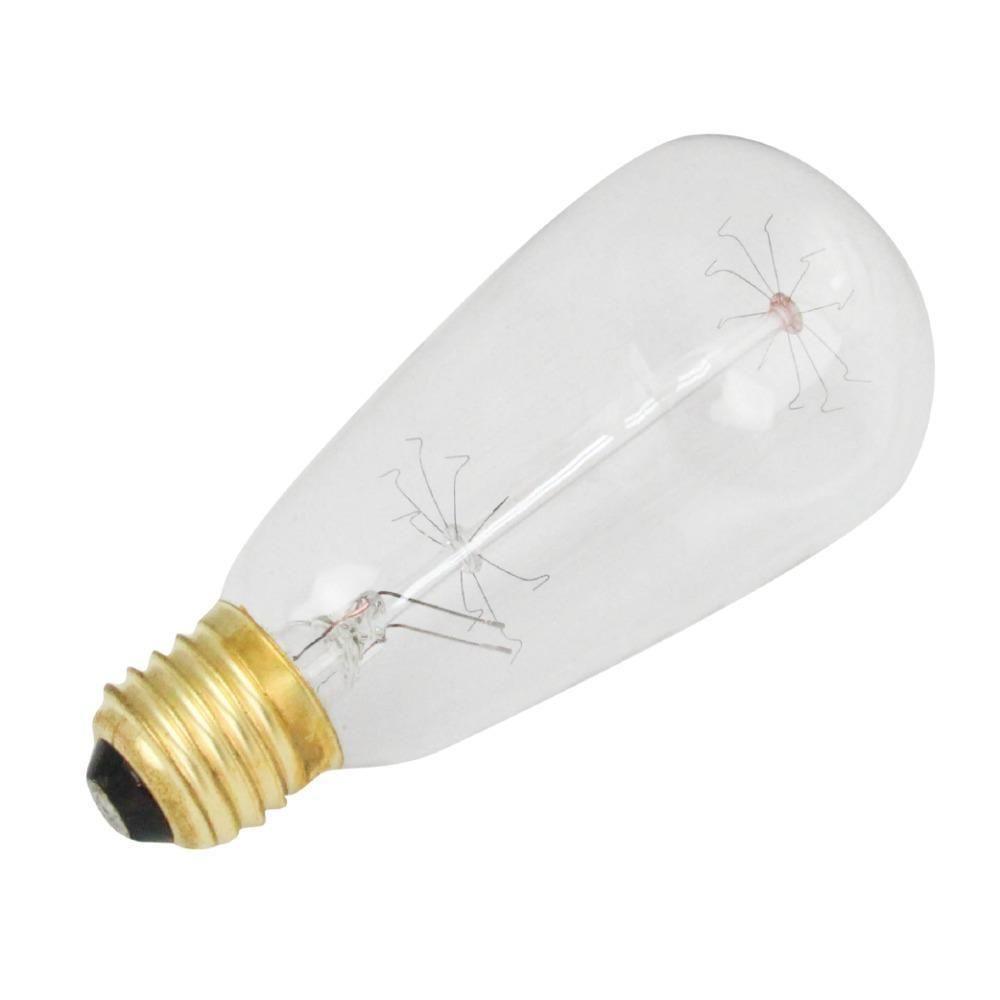 Filament Edison E27 40W 230V