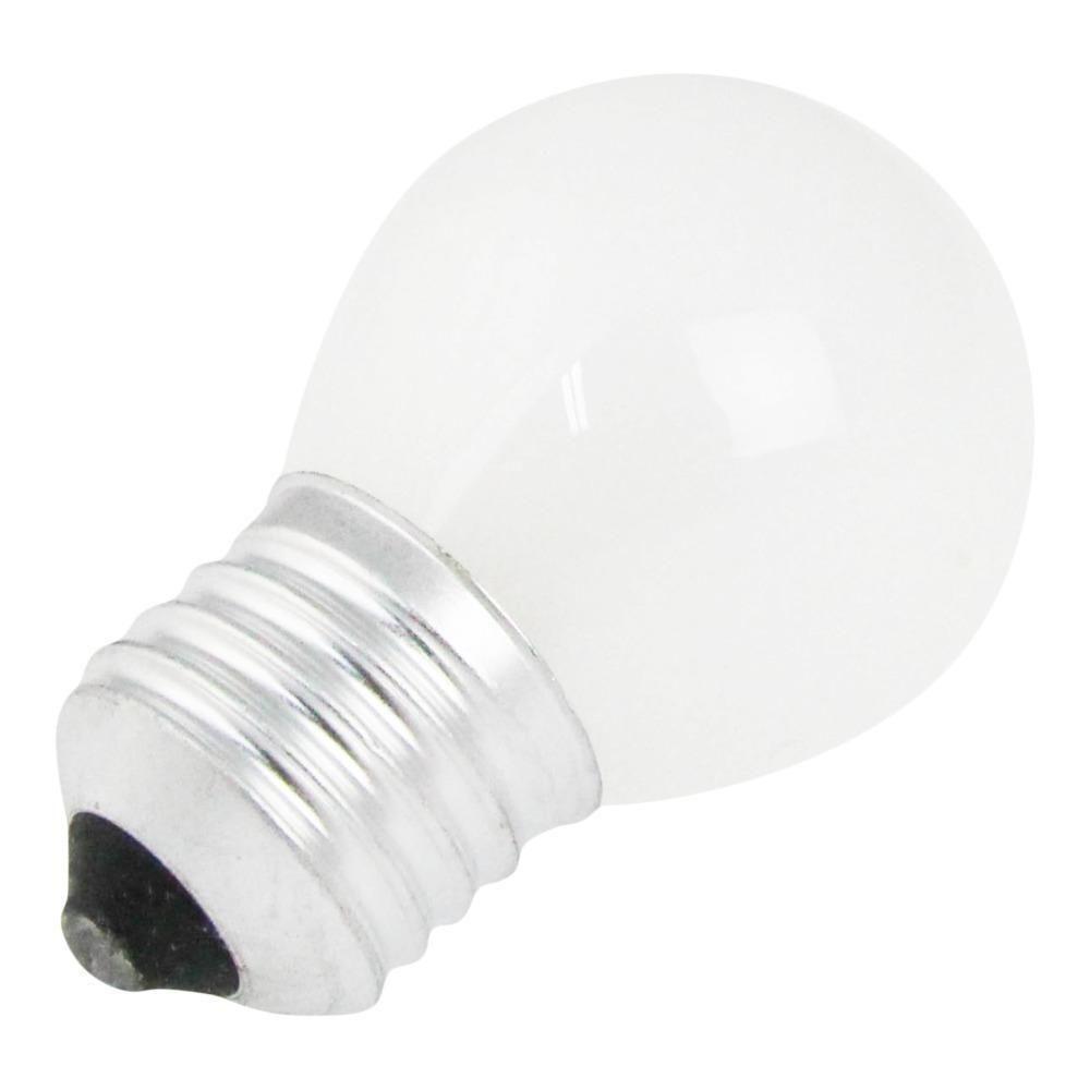 Klotlampa E27 15W 230V Frostad