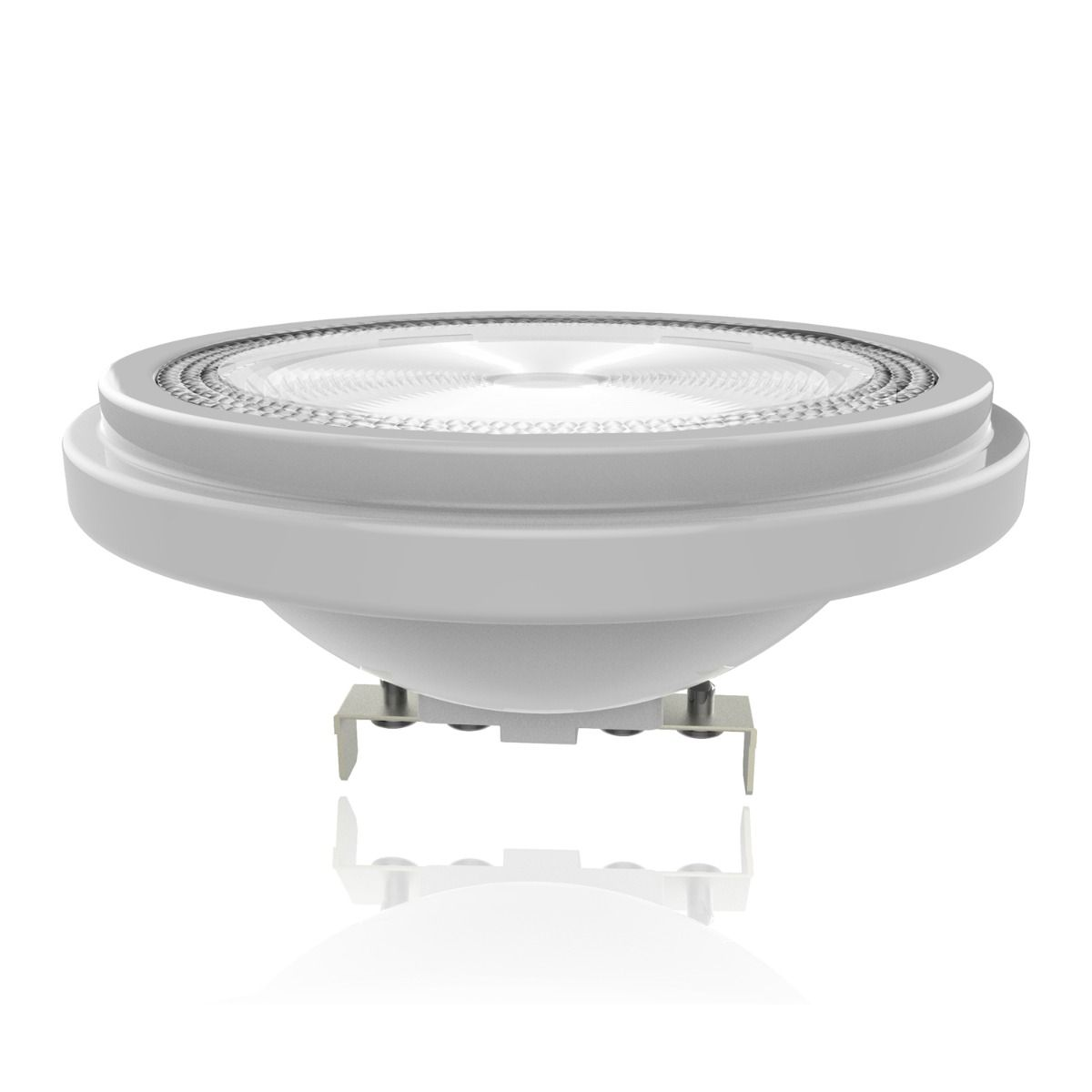 Noxion Lucent LED Spot AR111 G53 12V 13.3W 930 40D | Dimmable - Highest Colour Rendering - Replacer for 100W