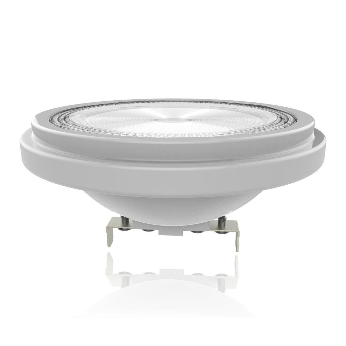 Noxion Lucent Spot LED AR111 G53 12V 13.3W 930 40D | Dimmable - Meilleur rendu des couleurs - Substitut 100W
