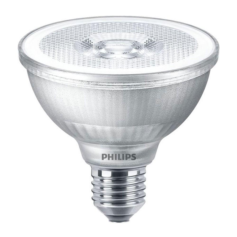 Philips Classic LEDspot E27 PAR30S 9W 840 25D (MASTER) | Dimmbar - Ersetzt 75W