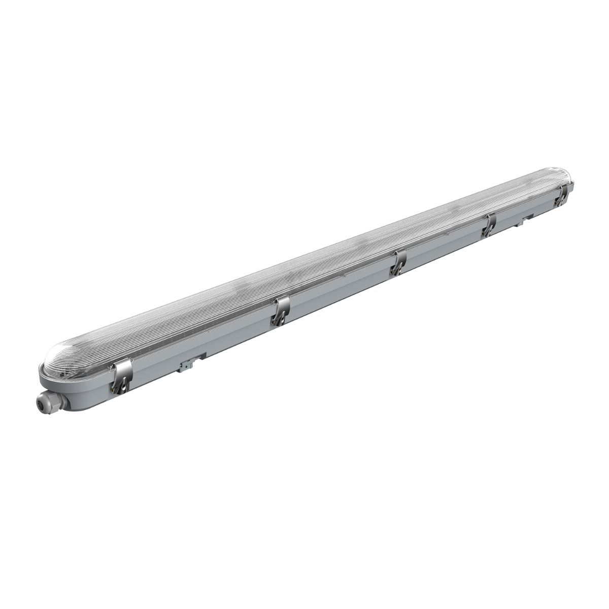 Noxion LED Waterproof Batten Poseidon V2.0 120cm 30W 6500K IP65 Through Wiring | Replacer for 2x36W